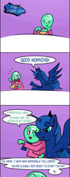 A Gift From Luna by 4as