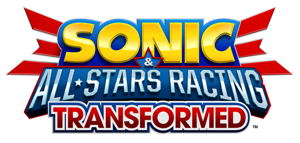 Sonic-and-all-stars-racing-transformed logo by SIMBA2131