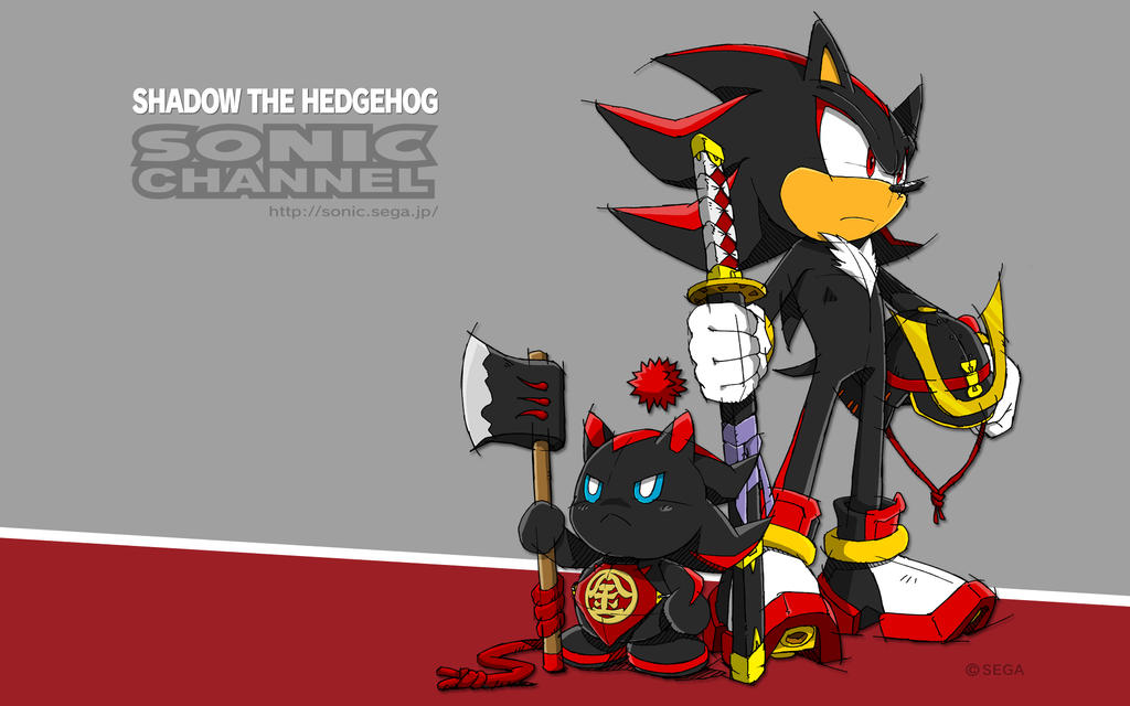 Sonic Channel Shadow by SIMBA2131
