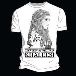 Remera Khaleesi