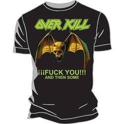 Remera Overkill