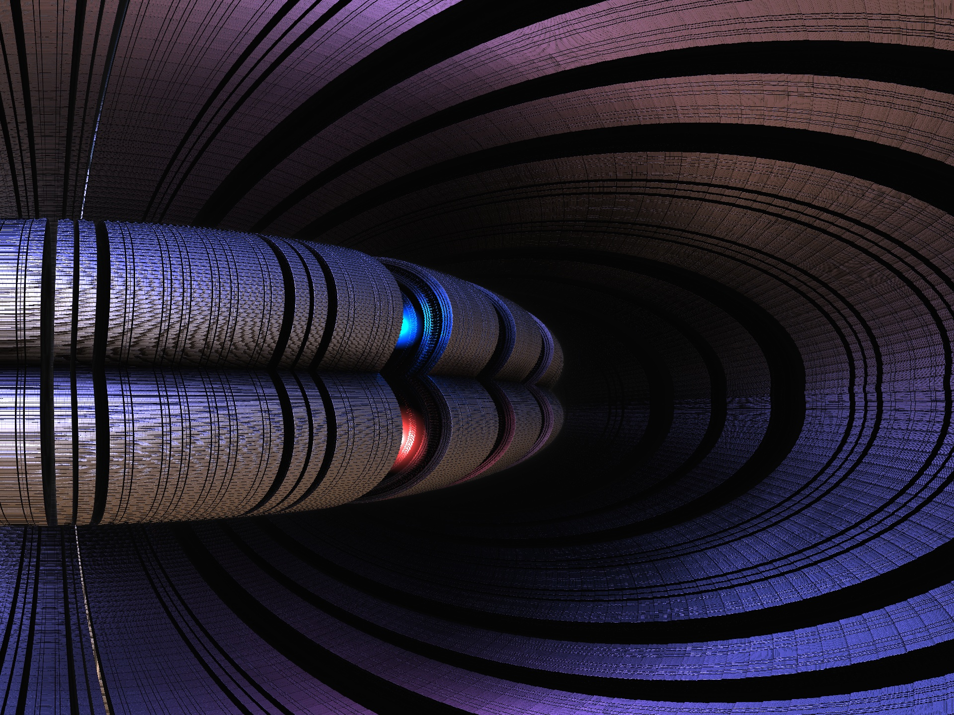 Hadron Collider by Coolok