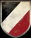 German Tri-Color Shield