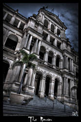 The Mansion by CorporalNobbs