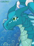 Princess of The SeaWings: Tsunami