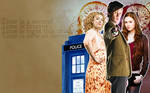 Doctor Who Time Wallpaper