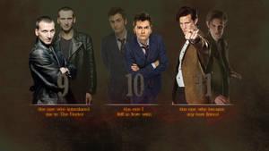 3 Doctors Wallpaper