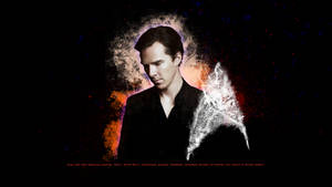 Benedict Cumberbatch ''Star Trek'' Wallpaper