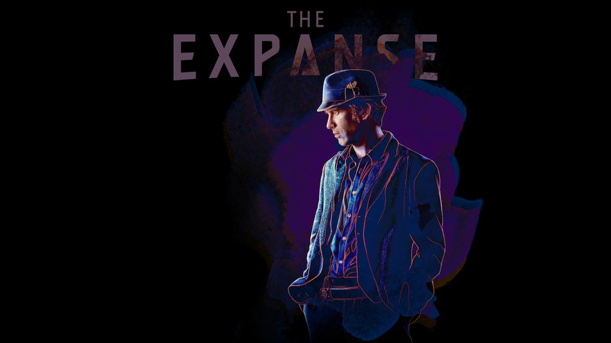 The Expanse Miller Wallpaper by lieutenantsubtext on ...