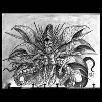 SMT's Satan by aditida