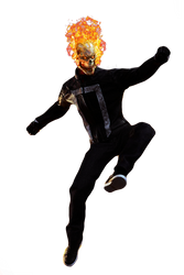 Ghost Rider- Robbie Reyes by apocalipse234