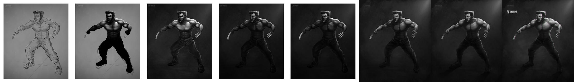 Wolverine process by Limper-SK