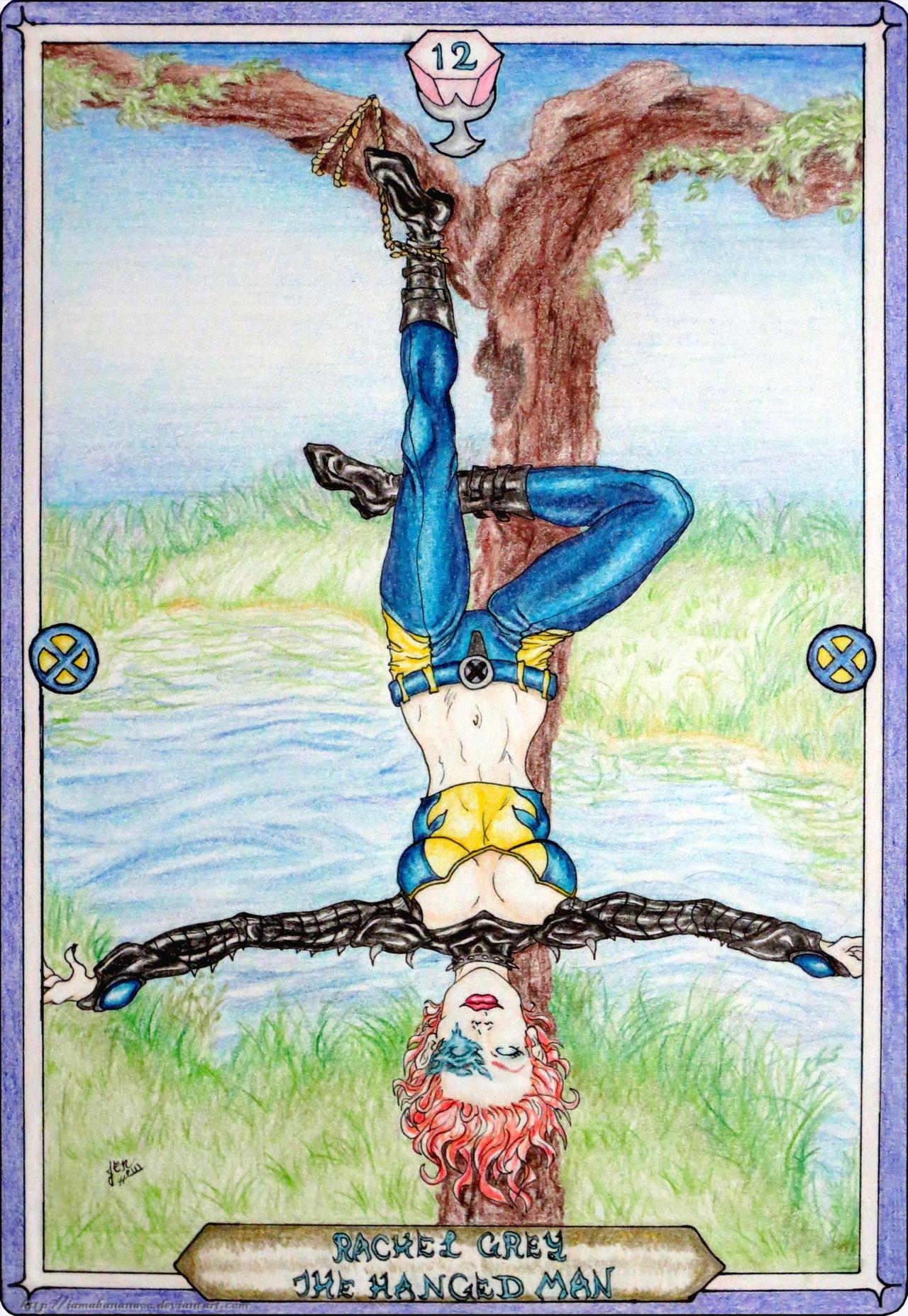 The Hanged Man By IAmABananaOo