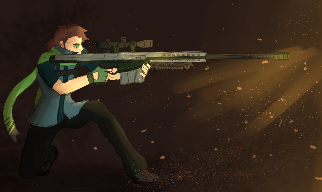 target locked. by BlazingFlareonX