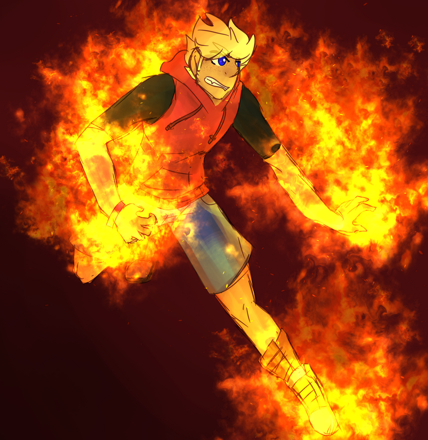 inferno by BlazingFlareonX