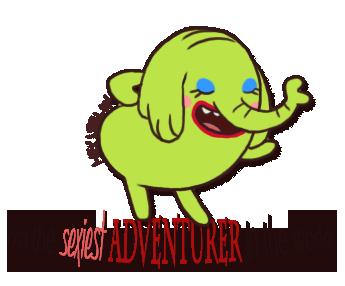 Sexy Adventurer by heyleeloo