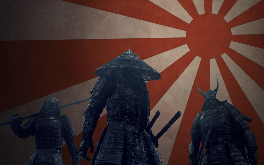 Samurai Wallpaper by SOPTX on DeviantArt