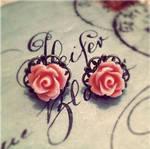 Victorian Filigree Roses