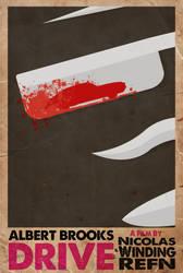 Drive Poster: Albert Brooks