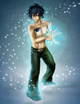 Gray Fullbuster by Trish-the-Stalker