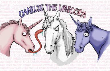 CHAAAARLIE!!! by Trish-the-Stalker