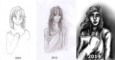 Progress by Trish-the-Stalker