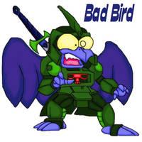 Bad Bird by Trish-the-Stalker