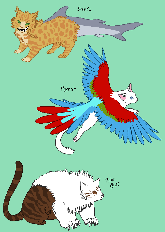 Warrior Cat Rogue Clan Names