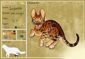 TWG: Leopardkit (old) by ssleepy