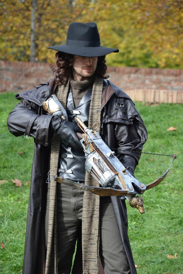 Van Helsing cosplay by ilPas