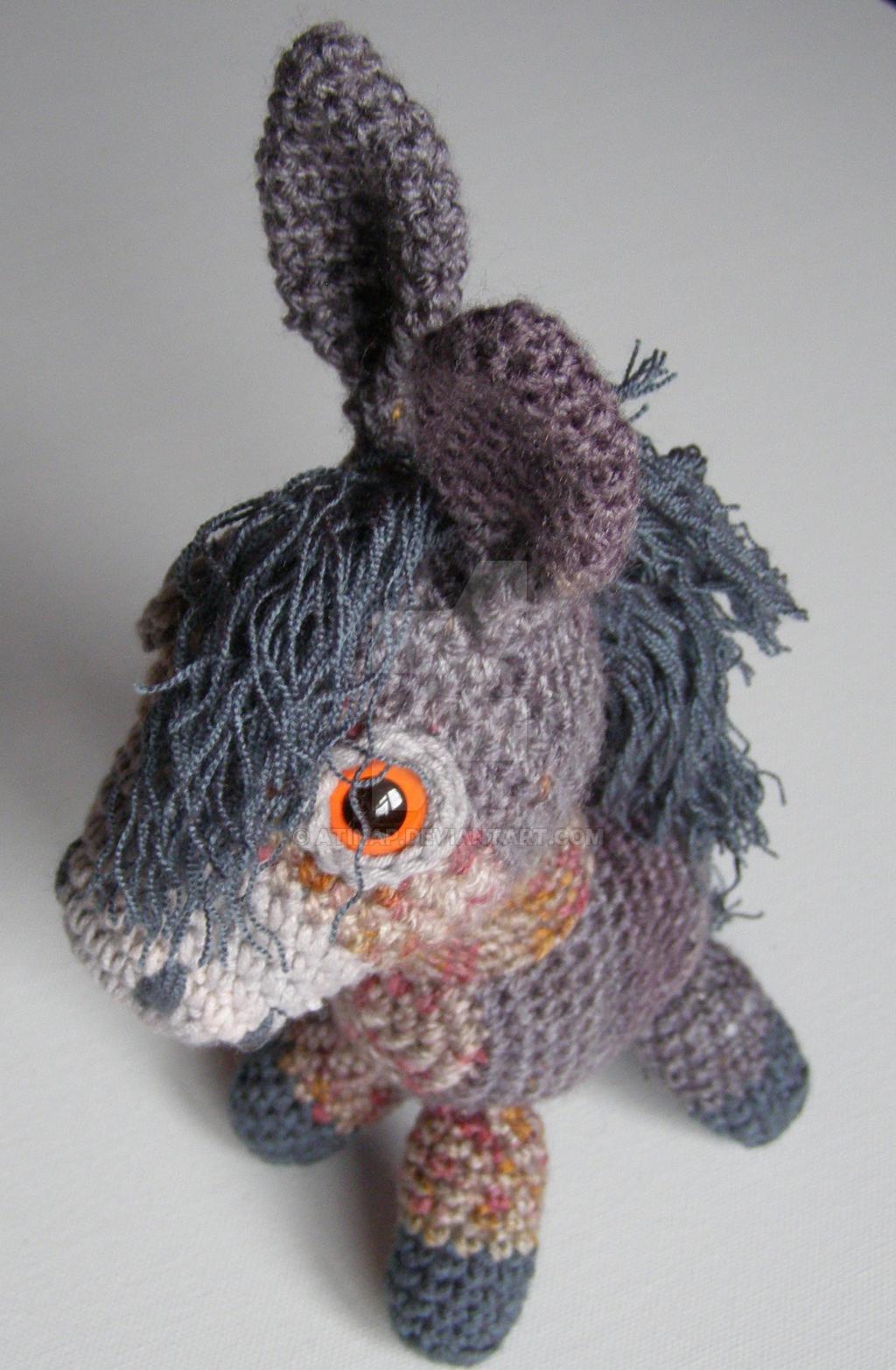 Ponytail Amigurumi : Pony Amigurumi by AtinaP on DeviantArt