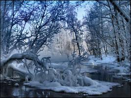 winter time.. ... x by KariLiimatainen
