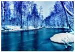 blue river .. by KariLiimatainen