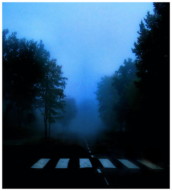 crosswalk by KariLiimatainen