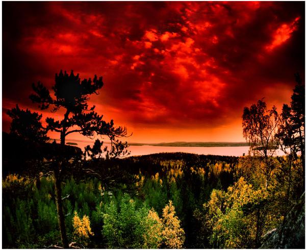 one day ... by KariLiimatainen