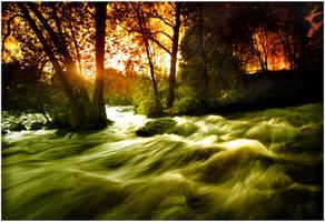 power of nature ... III by KariLiimatainen