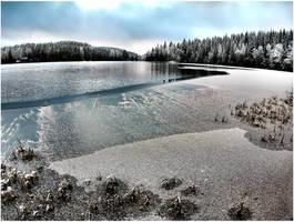 winter is here I by KariLiimatainen
