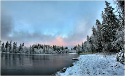 winter is here  IX by KariLiimatainen