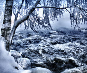 feel the coldness II by KariLiimatainen