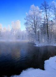 i miss winter .. . by KariLiimatainen