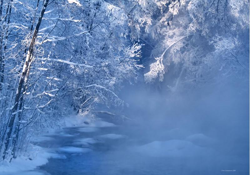i miss winter II by KariLiimatainen