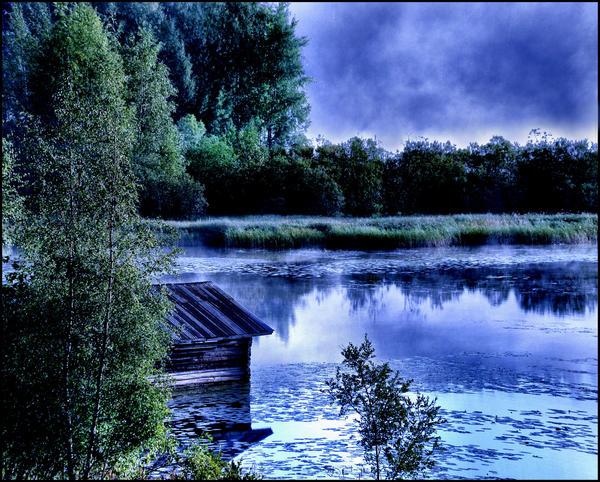 boathouse by KariLiimatainen