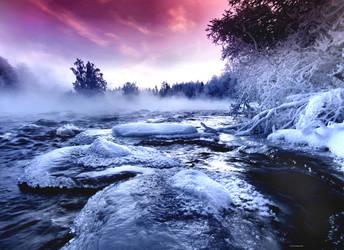 i miss winter time II by KariLiimatainen