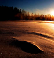 mysterious winter  . ...