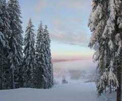 Riihivuori ski center ... by KariLiimatainen