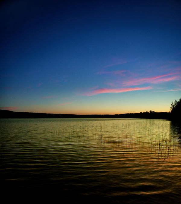 peace, and colors by KariLiimatainen