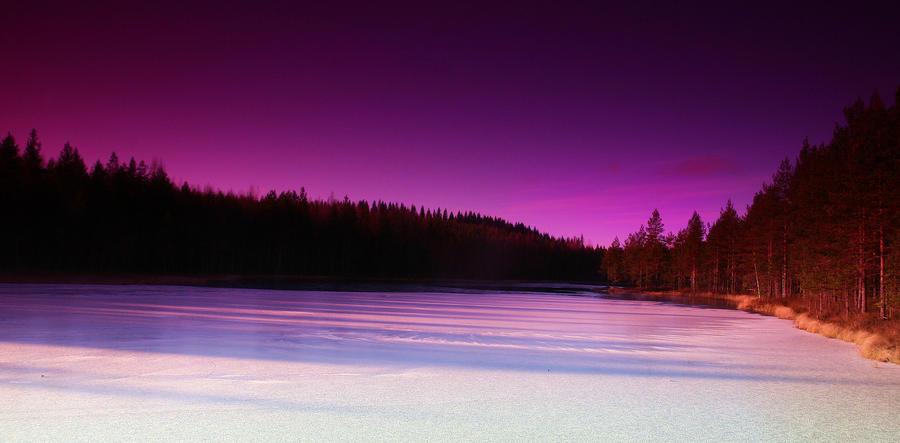 purple idea by KariLiimatainen