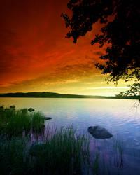 summertime dream by KariLiimatainen