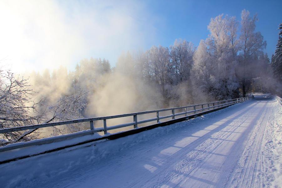 water vapor by KariLiimatainen