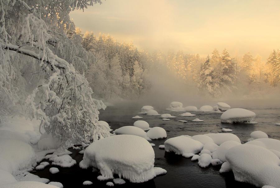 winter wonders .. . by KariLiimatainen